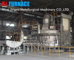 Stainless Steel Plate Solutionizing Annular Heating Furnace (Industrial Furnace)