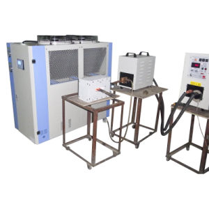 Super Audio Induction Heating Machine with Chiller (SF-40KW) pictures & photos
