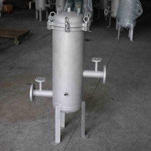 10 Inch Stainless Steel Sanitary Cartridge Filter Housing pictures & photos