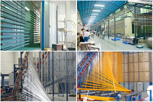 Electrostatic Powder Coating Production Line pictures & photos