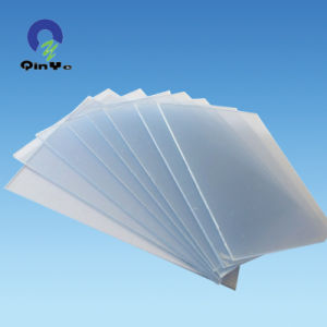 PVC Rigid Transparent Film for Packing pictures & photos