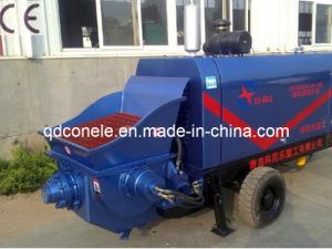 CE Certification Small Concrete Pump (Diesel Model)
