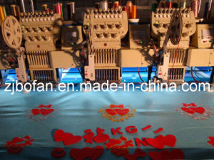 Laser Embroidery Machine (911) pictures & photos