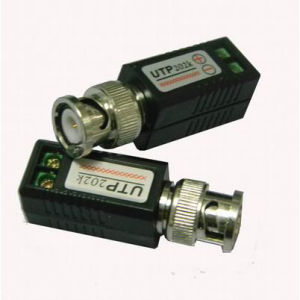 CCTV UTP Video Balun with BNC Connector (UTP202K) pictures & photos