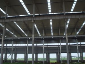 Steel Structure Animal Arena