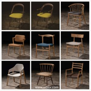 (SL-8113) Modern Solid Wood Dining Chair for Restaurant Dining Furniture Manufacturer pictures & photos