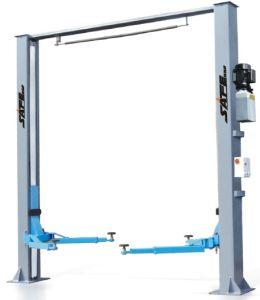 3.2/4.0/5.0 Clear Floor Two Post Lift (QJY-C4000ES)
