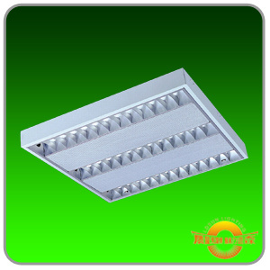 T5 Grille Luminaire (standard ceiling mounted)