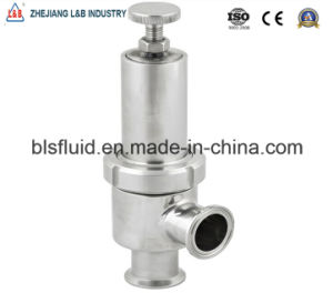 Stainless Steel Air Pressure Relief Valve pictures & photos