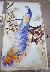 Glass Mosaic Pattern Art Mosaic (HMP711) pictures & photos