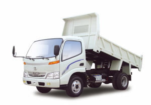 Mudan 3 Ton Dumper Truck pictures & photos