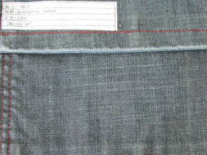 100% Cotton Crosshatch Denim (0628#)