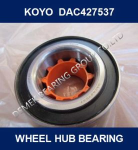 Koyo Wheel Hub Bearing Dac427537 Dac Series pictures & photos