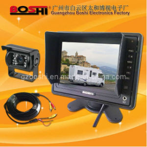 CE, RoHS, FCC Approved 5 Inch Back up Camera System for Vehicle Reverse Safety (SF-512SRV)