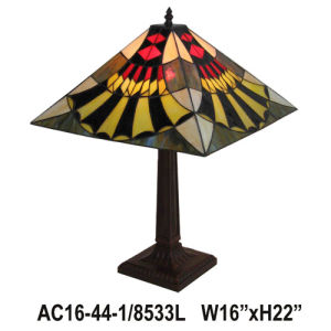 Tiffany Table Lamp (AC16-44-1-8533L)