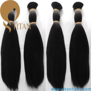 Remy Hair Virgin Brazilian Human Hair Bulk pictures & photos