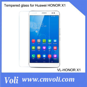 Tempered Glass Screen Protector for Huawei Honor X1 pictures & photos
