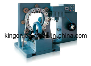 Dh550L Vertical Ring Type Wrapping Machine