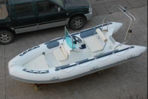 4.30 M Boat Tender/Rib Boat/4.3m Inflatable Boat (RIB430A)