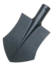 Shovel Head Rail Steel Material