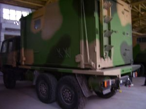 FRP Military Container pictures & photos