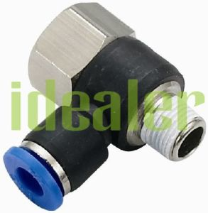 High Quality Brass Fitting Pneumatic Component with Ce (pH04-M6)