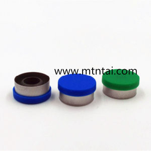 15mm Green Color Flip off Caps pictures & photos