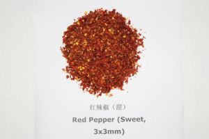 Dehydrated Red Bell Pepper pictures & photos