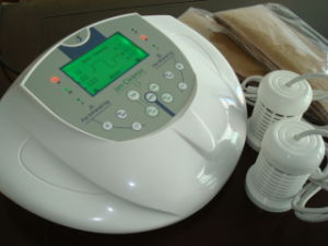 Detox Foot Ion Cleanse With Dual Massage (B02)