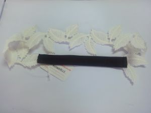 Cheap White Leaf Shaped Headband (BLH20148225) pictures & photos