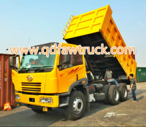6X4 Tipper Truck FAW Dump Truck Popular Model pictures & photos