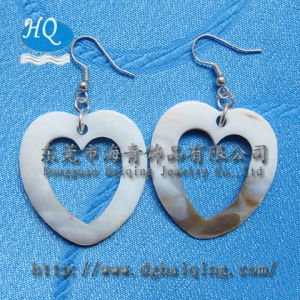 Fashion Jewelry Shell Earrings (EH037)