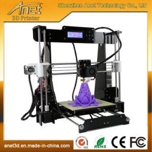Anet A8-B Most Cost Effective Desktop Fdm DIY 3D Printer pictures & photos