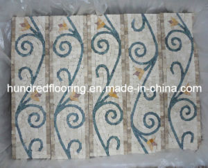 Marble Stone Mosaic Border (STP92) pictures & photos