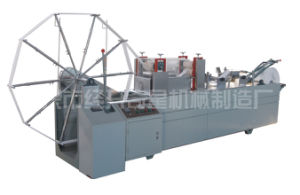 Double Embossing Paper and Nonwoven Fabric Cutting and Rewinding Machine