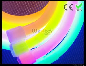 LED Neon in White Red Green Blue Orange Yellow Pink Color
