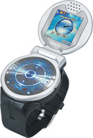 Cool Watch Mobile Phone (MW01)