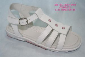 Children Leather Shoe (2767-0483)