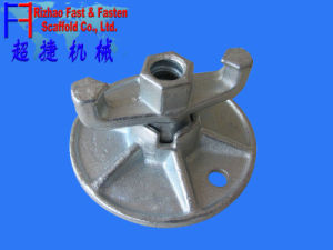 17mm Forged Scaffolding Nut for Formwork Scaffold (FF-0014F) pictures & photos