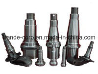 Axle Part Forged Axle Spindle pictures & photos