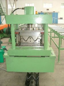 310 Highway Guardrail Roll Forming Machine