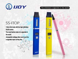 2014 Most Fashionalbe The Newest Ss-Itop Thinnest Wholesale E Cigarette Distributors