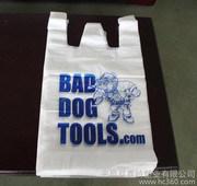 Plastic Vest Shopping Bag pictures & photos