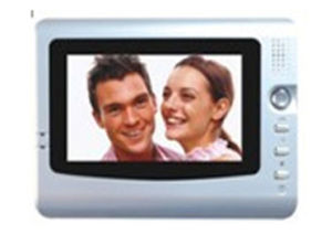 7′′ TFT Handsfree Color Video Door Phone With Monitoring Function (SIPO-839)