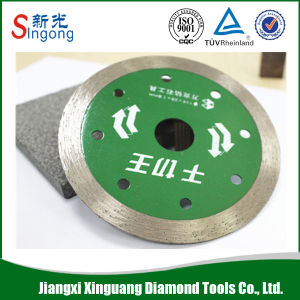 """4"""" Electroplated Cup Shape Cutting Saw Blade for Porcelain and Ceramic Tile pictures & photos"""