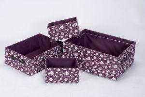 Storage Basket-Paper Fabric Storage Basket (SPE-11102)