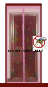 2013 New Buzz off Screens Insect Repellent Functions