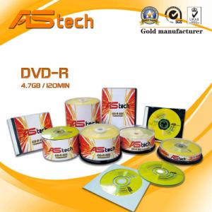 Silver Material Blank DVD-R 8x/4.7GB/120min (WT DVD-R 8x( As Tech 057))