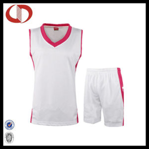 Custom Made Professional Basketball Uniforms for Women pictures & photos