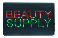 LED Advertisement Board (Beauty Supply)